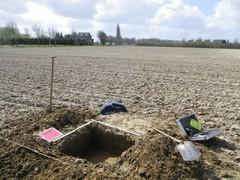 Middenneolithische site De Hel