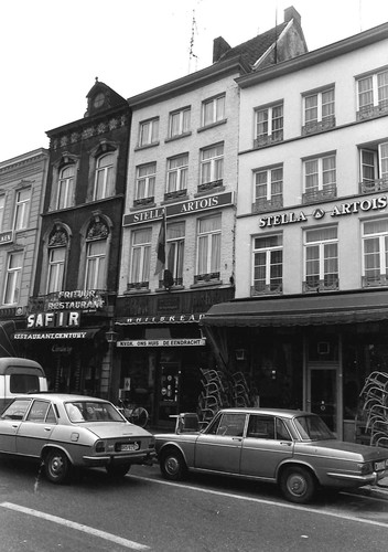 Sint-Truiden Grote Markt 60, 61