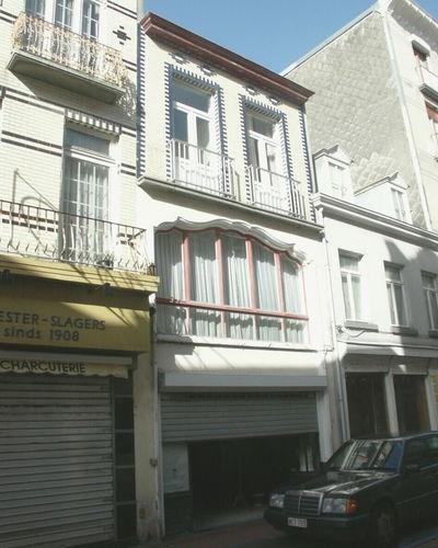 Blankenberge Vissersstraat 14