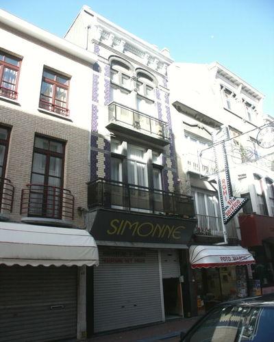 Blankenberge Vissersstraat 12, 25, 28, 42, 46