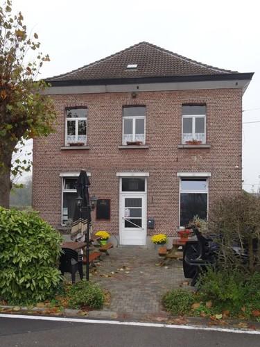 Mechelen Muizenhoekstraat 1 Oostzijde