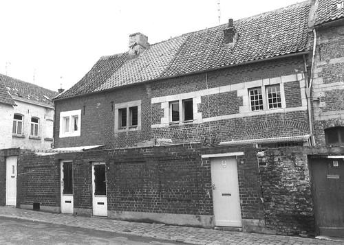 Tongeren Sint-Ursulastraat 25-27-29
