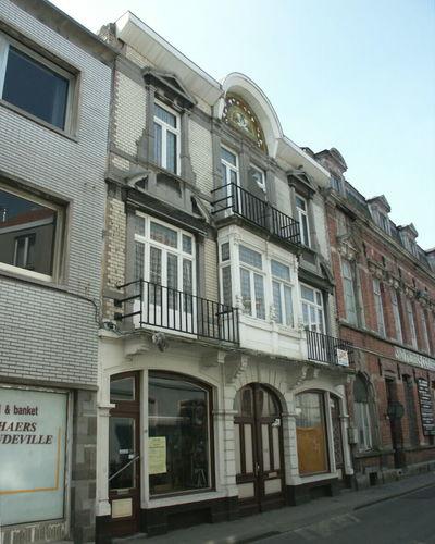 Blankenberge Weststraat 121