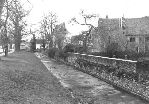Tongeren Sint-Ursulastraat zonder nummer (muur E)