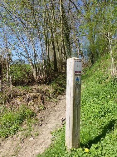 Voeren Sint-Martens-Voeren Paralleweg naar la Verte Heydt (2)