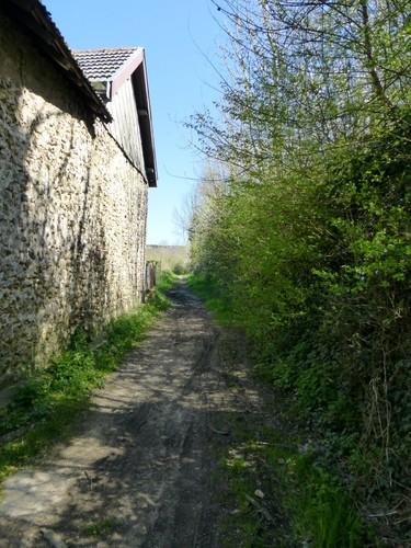 Voeren Sint-Martens-Voeren Voetweg Veurs (3)