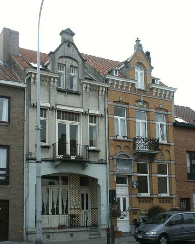 Blankenberge Uitkerke Kerkstraat 239
