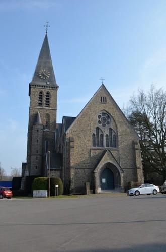 Lot Pastoriestraat Parochiekerk Sint-Jozef