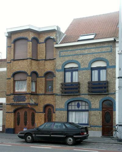 Blankenberge, Uitkerke, Kerkstraat 337-339