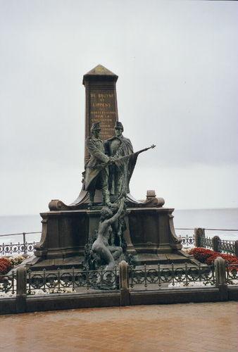Blankenberge Zeedijk zonder nummer Standbeeld