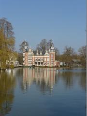 Domein en kasteel van Huizingen en alpiene tuin Bloemendal