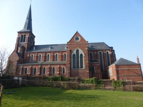 Huizingen H.Torleylaan 60A Sint-Jan-Baptistkerk