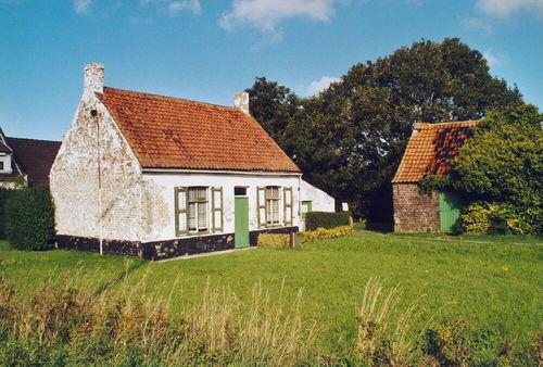Blankenberge Uitkerke Brugse Steenweg 33