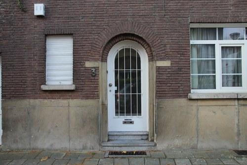 Van Varickstraat 3, voordeur