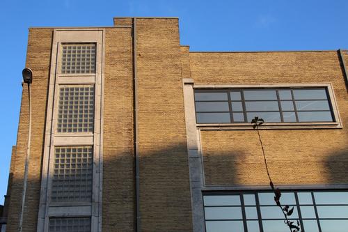 Pestalozzistraat 5-7, zijde Jan De Voslei detail