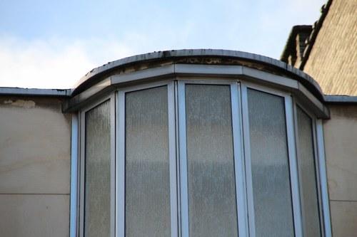 Vlaamsekunstlaan 45, trapkoker detail