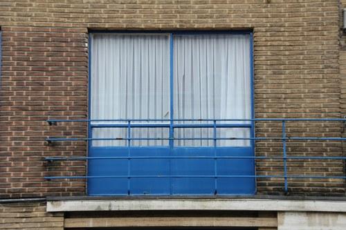 Serigiersstraat 30, venster en terras