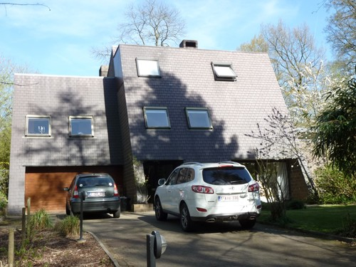 Dworp Fazantenlaan 29 Architectenwoning Moermans