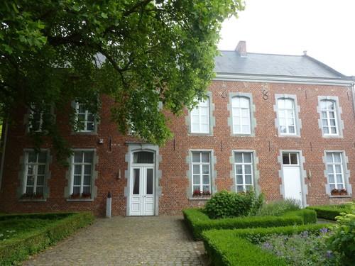 Dworp Vroenenbosstraat 5 pastorie