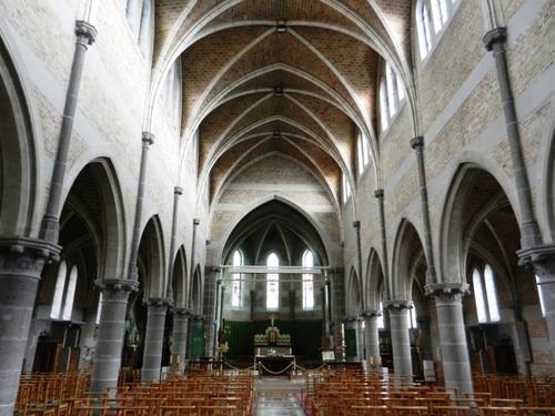 Heuvelland Wijtschate Kerkplein 1 Sint-Medarduskerk