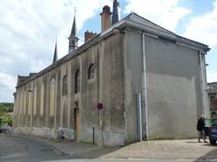 Kapelaanswoningen en klooster van de Franse nonnen