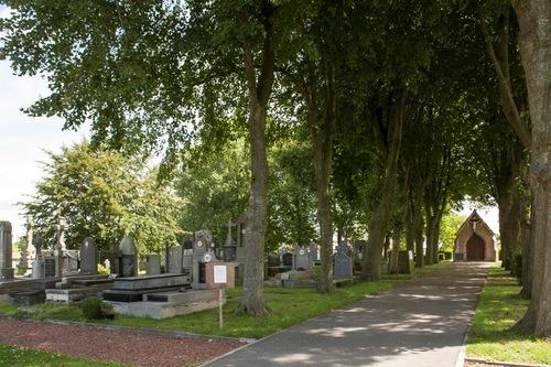 Diksmuide Oostkerke Cayennestraat zonder nummer