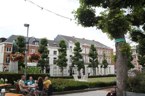 Leuven Hogeschoolplein west