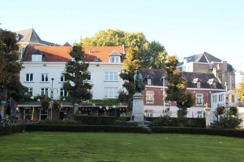Leuven Hogeschoolplein zuid