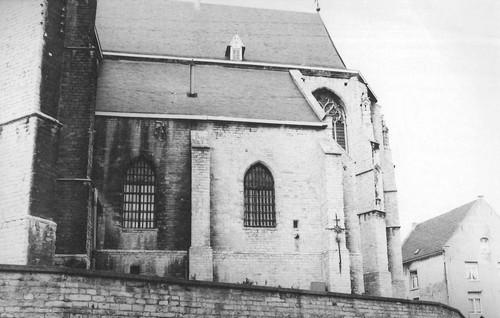 Overijse Just. Lipsiusplein zonder nummer kerk