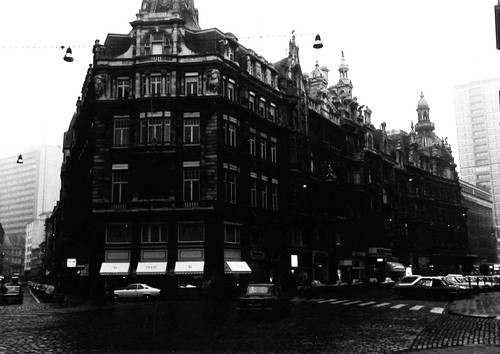 Antwerpen Leysstraat 1-3-5