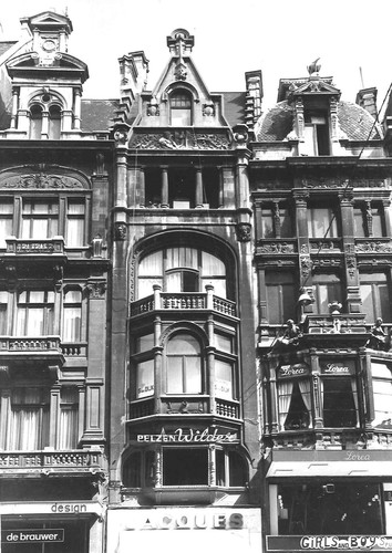 Antwerpen Leysstraat 19