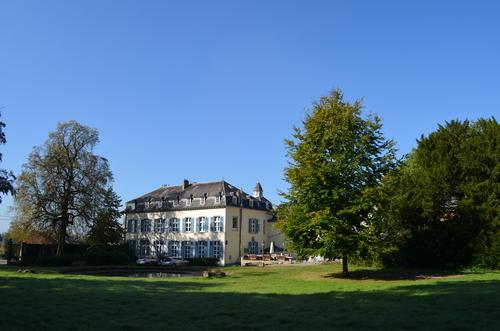 Het kasteel Bunswijck.