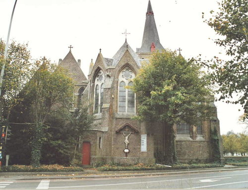 Blankenberge, Uitkerke, Ruiterstraat 1