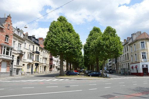 Gent Parklaan Zuid-west