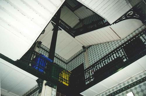 Mechelen Melaan 14-16 en Arme-Clarenstraat 17-21 interieur