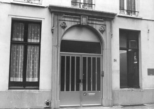Antwerpen Bogaardestraat 2-Sint-Antoniusstraat 24