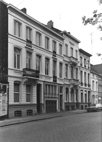 Gent Francois Benardstraat 16-22
