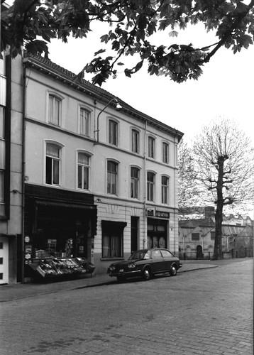 Gent Francois Benardstraat 2, Ter Platen 1