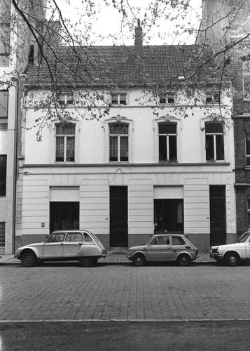 Gent Francois Benardstraat 50-52 (anno 2017 nummers 82-84)