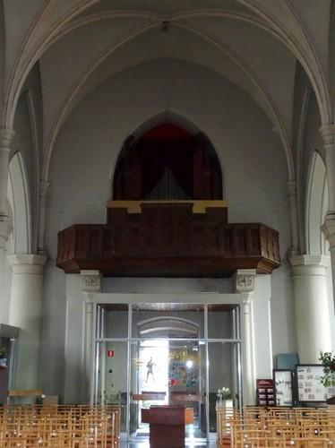 Oudenaarde Deinzestraat zonder nummer Orgel