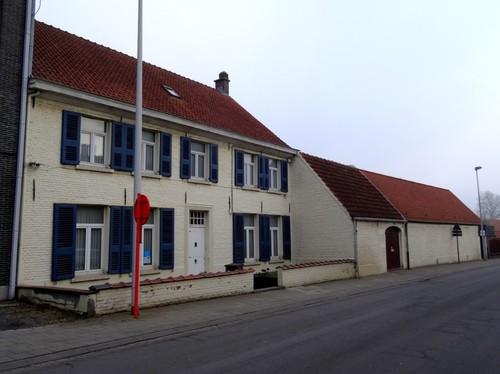 Oudenaarde Deinzestraat 53 Pastorie en dienstgebouw