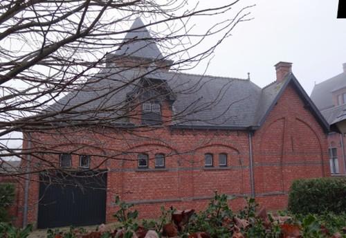 Oudenaarde Heurnestraat 253 Paardenstallen