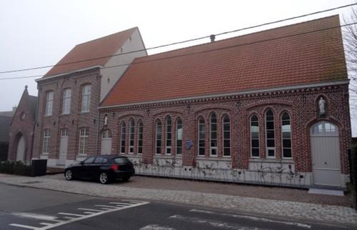 Oudenaarde Heurnestraat 255 Vrije meisjesschool