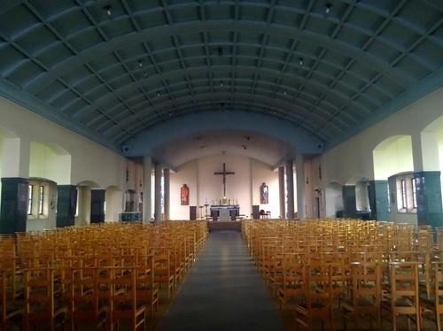 Oudenaarde Sint-Jozefsplein zonder nummer Interieur van de Sint-Jozefkerk