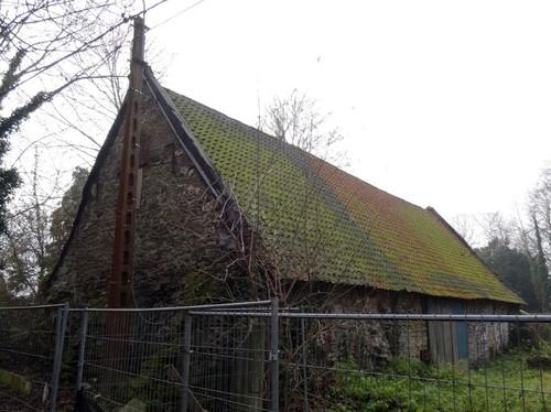 Oudenaarde Jan Baptist Eeckhoutskaai zonder nummer Noordoostzijde van het Schipperskerkje