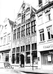 Stadswoning met achterhuis