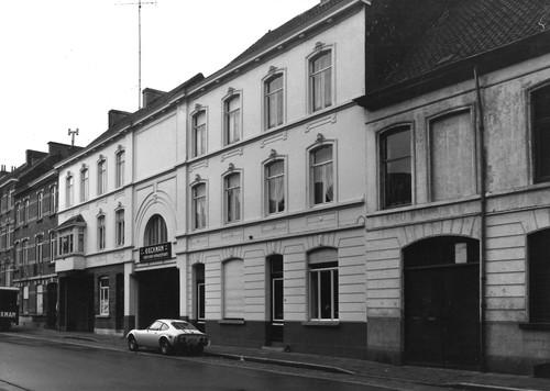 Gent Leeuwstraat 24-30 (anno 2017 nummers 38-42)