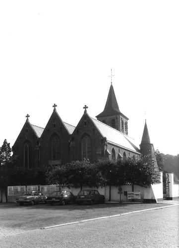 Sint Martens Latem Dorp zonder nummer westzijde