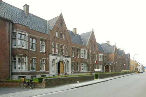 Gistel St-Jans-Gasthuisstraat 16