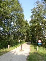 Spoorwegbedding lijn 58 Brugge-Maldegem-Eeklo